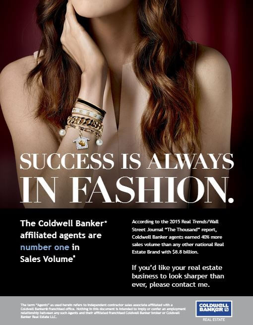 "CB Success is always fashion the thousand - Capture4 - Il Wall Street Journal con la classifica ""The Thousand"" celebra il successo di Coldwell Banker"