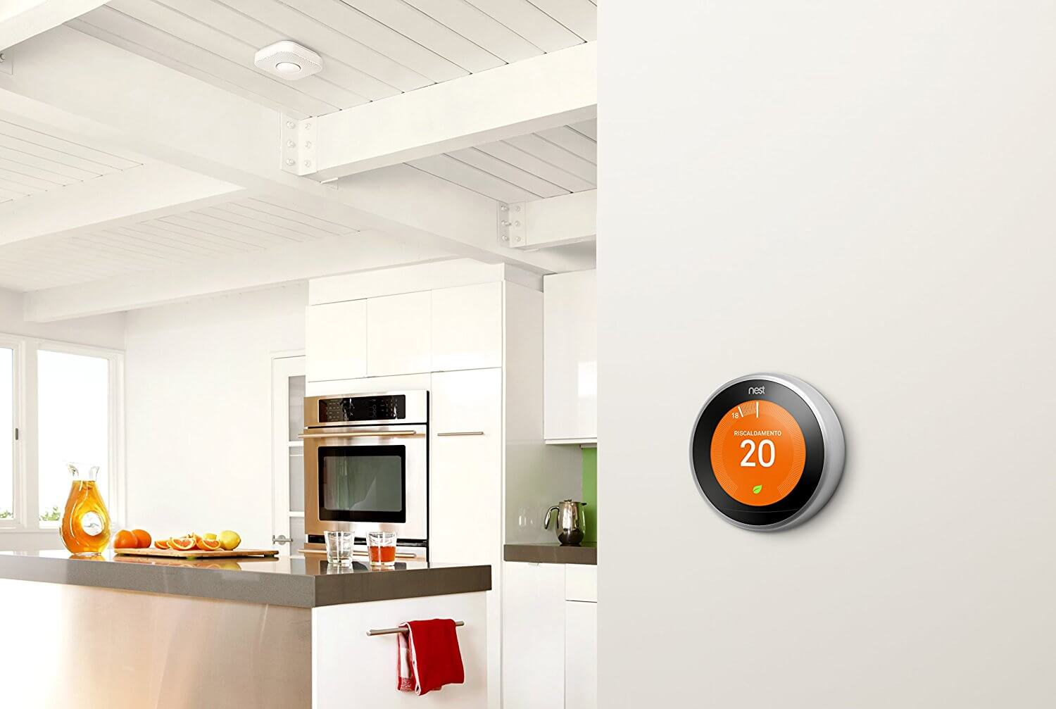 termostati - nest - Smart home: la top 3 dei termostati intelligenti