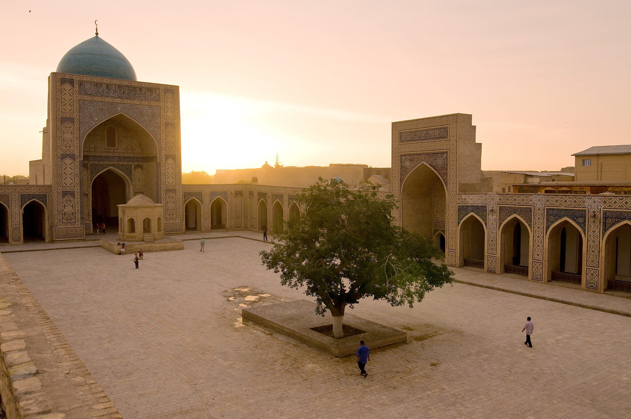 vacanze low cost - uzbekistan - Top 5 mete per vacanze low cost