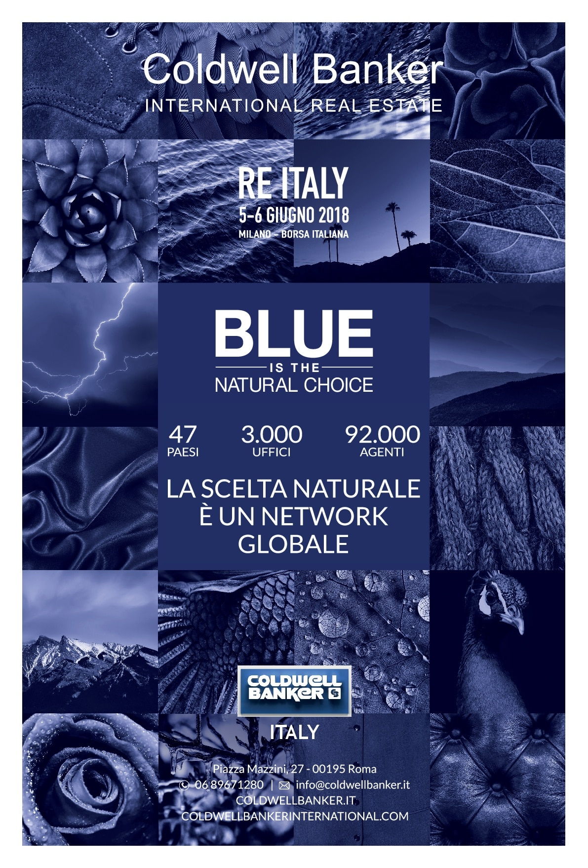 - REview 2 001 - RE ITALY 2018, Coldwell Banker top player della nota rassegna immobiliare