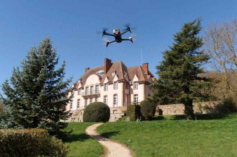 - droni real estate marketing 780x516 - Fotografia con drone step by step
