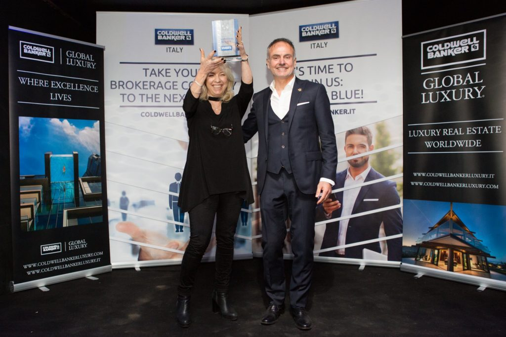 - 56536090 10156765560716140 752065188894605312 o 1024x683 - COLDWELL BANKER ITALY AWARDS 2018