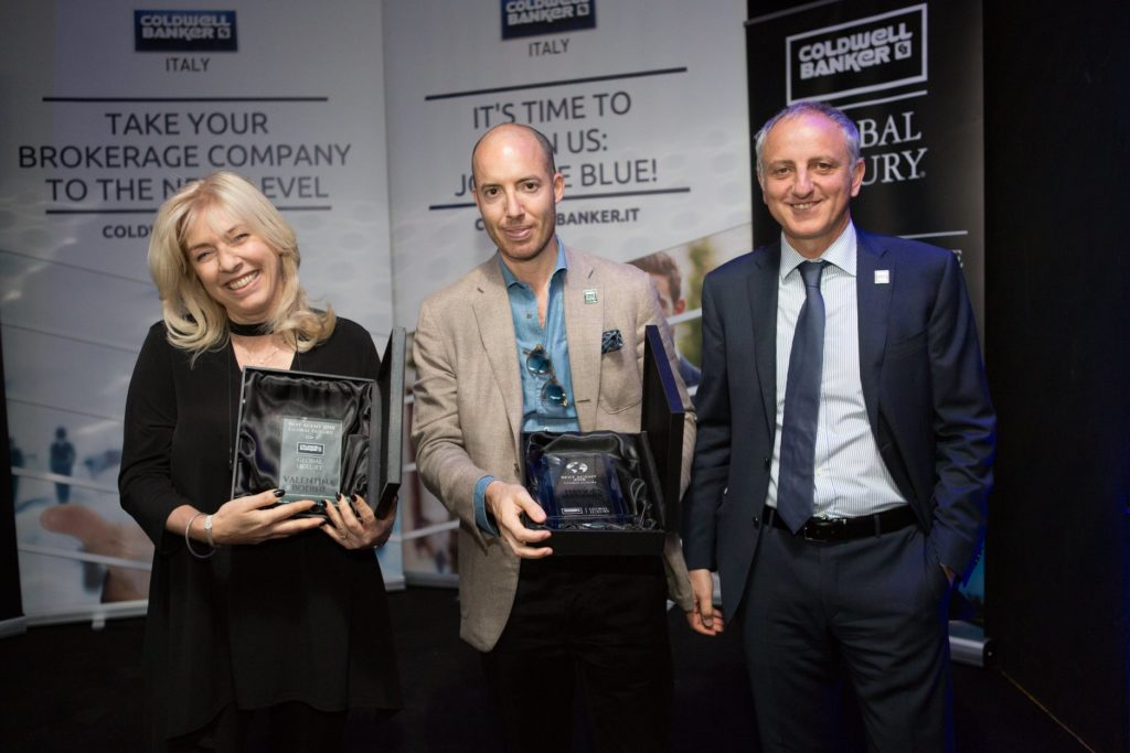 - 56586000 10156765564296140 8813086979437625344 o 1024x683 - COLDWELL BANKER ITALY AWARDS 2018