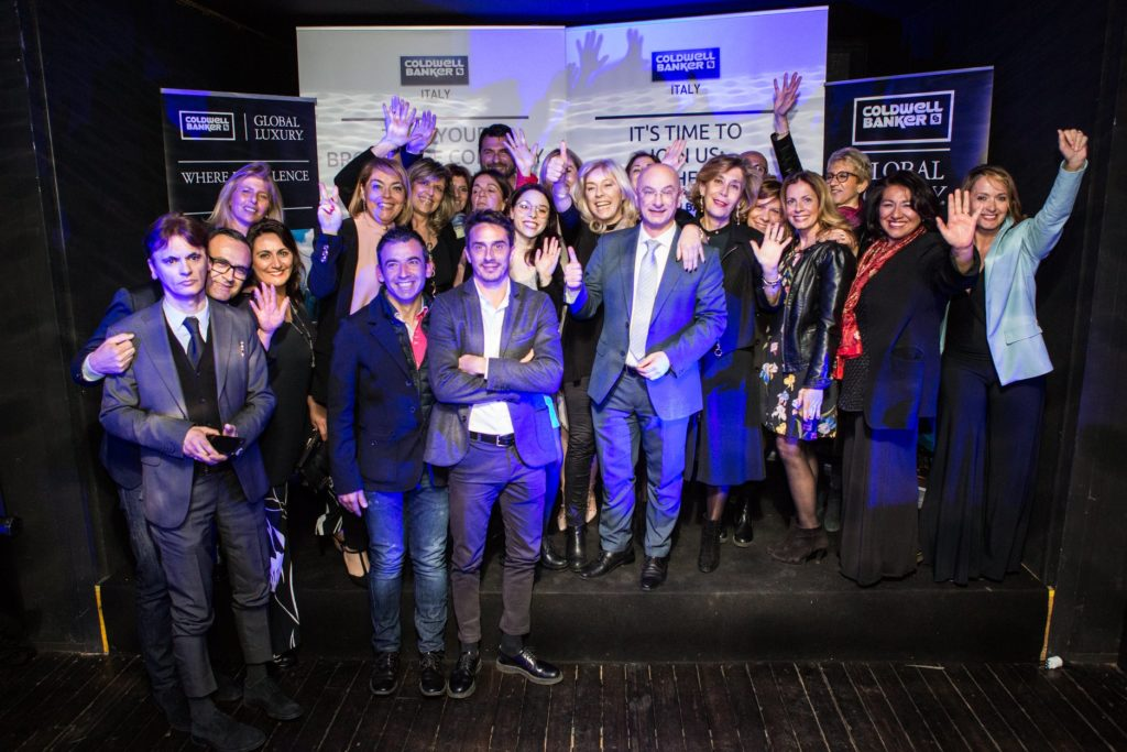 - 56618725 10156765571151140 7532023403272732672 o 1 1024x683 - COLDWELL BANKER ITALY AWARDS 2018