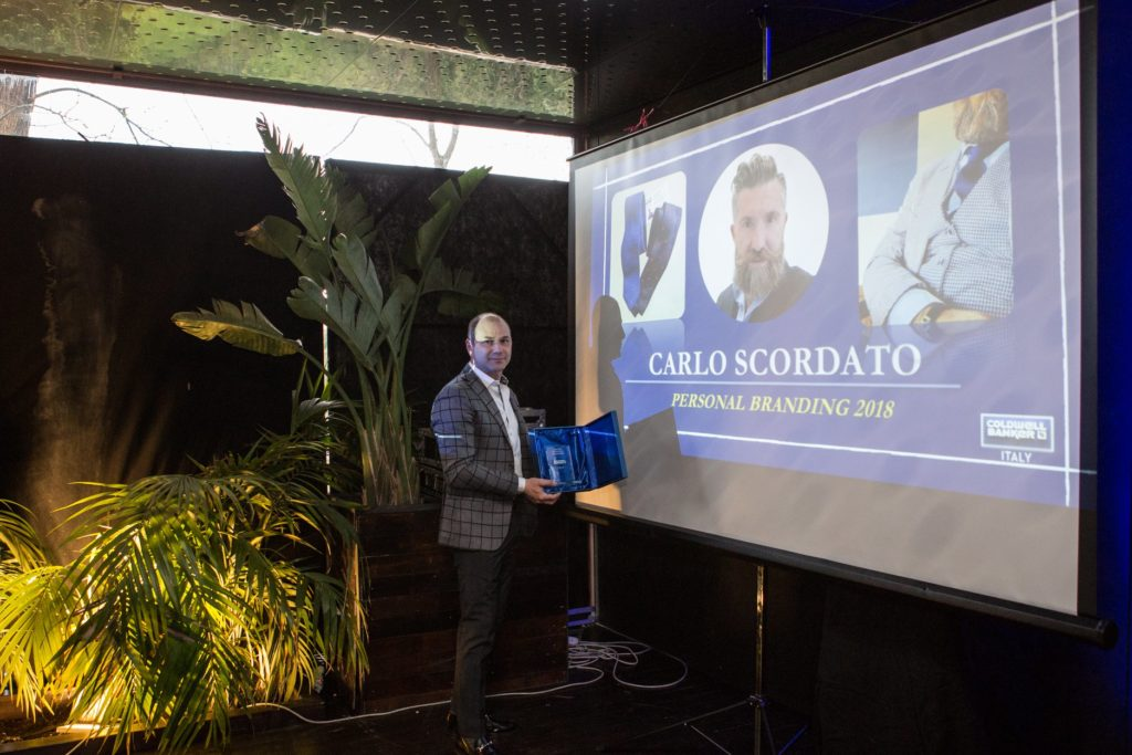 - 56949268 10156765561276140 4691691878943293440 o 1024x683 - COLDWELL BANKER ITALY AWARDS 2018